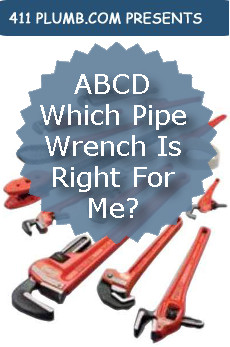 Which Pipe Wrench Is Right For Me?