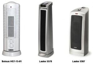 Best Ceramic Space Heaters 2009