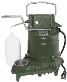 Zoeller Model 53 Sump Pump