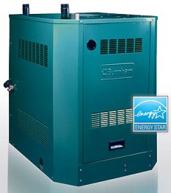 Burnham Revolution Gas Boiler