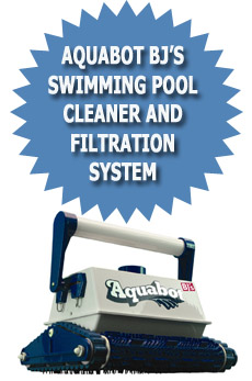 Aquabot BJs Swimming Pool Cleaner