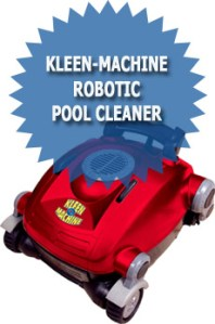 Kleen-Machine Robotic Pool Cleaner Review