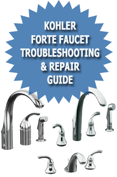 Kohler Forte Faucet Troubleshooting & Repair Guide