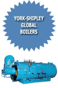 York-Shipley Global Boilers
