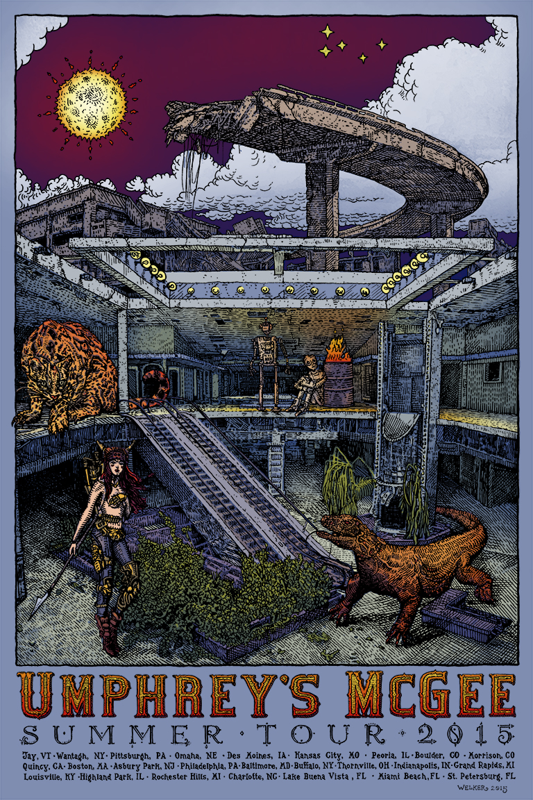 umphreys mcgee 411posters page 2