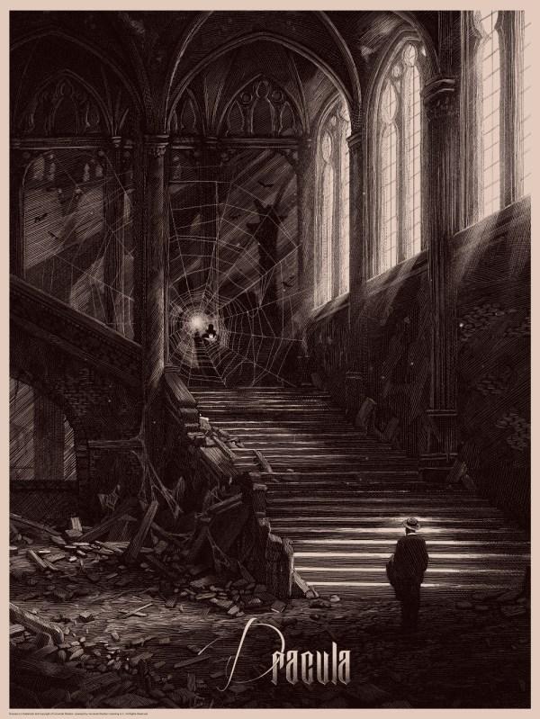 Universal Classic Monsters 7-print Set Nicolas Delort