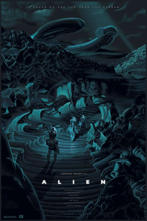Covenant Alien Movie Poster