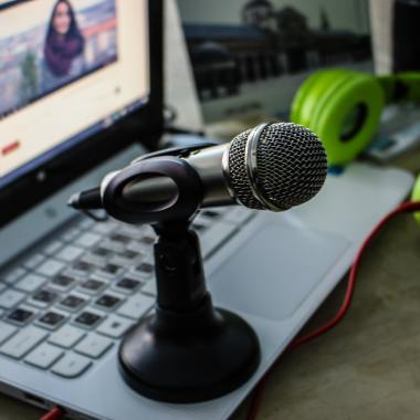 Website Development, Blogging, and Podcasting
