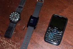 My watches and phone
