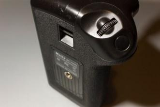 Battery grip bottom
