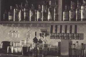 booze shelving