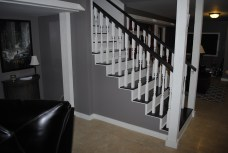 Paint, Painter, Springfield MO, Painting Contractor Stairwell