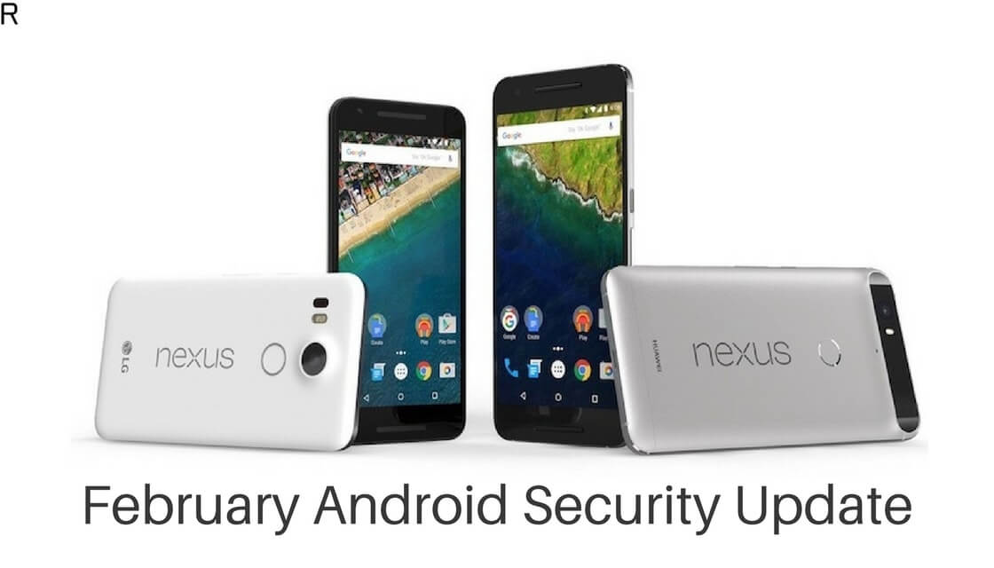 What Security Update Android