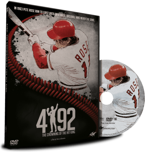 Pete Rose Movie 4192: The Crowing of a Hit King - Cincinnati Reds