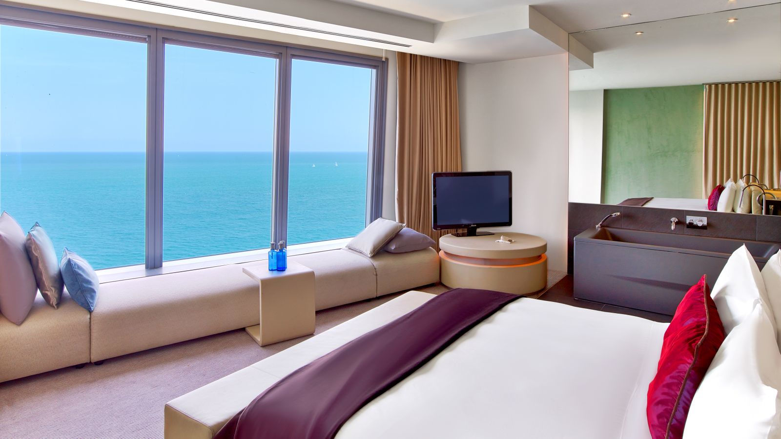 W Hotels Barcelona W Barcelona  Fabulous Room  Best