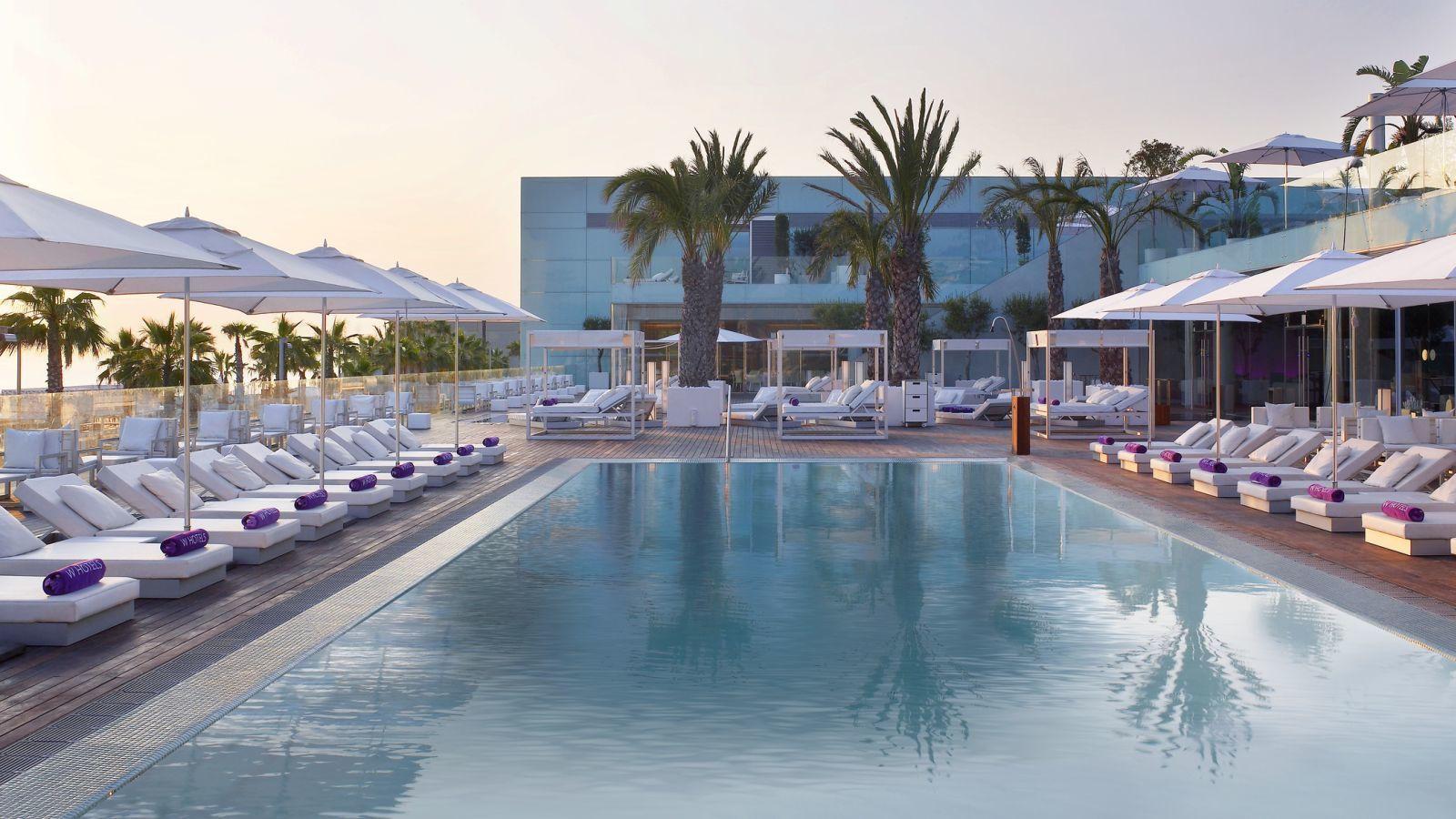 W Hotels Barcelona W Barcelona  WET Pool  Best Rates