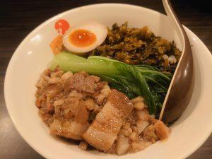 沙県小吃 高田馬場店の魯肉飯