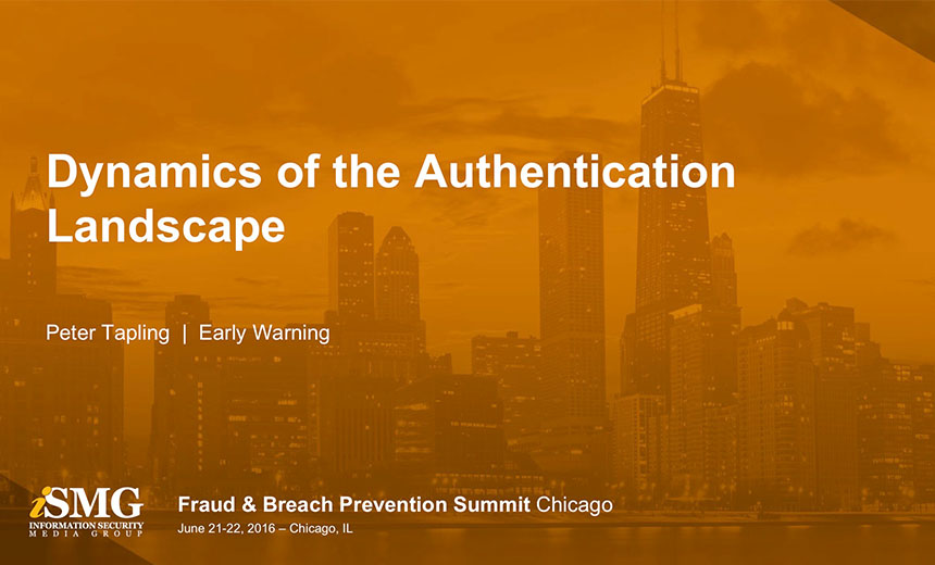 In a Faceless Environment; We Need a New, Multidimensional Approach to Authentication