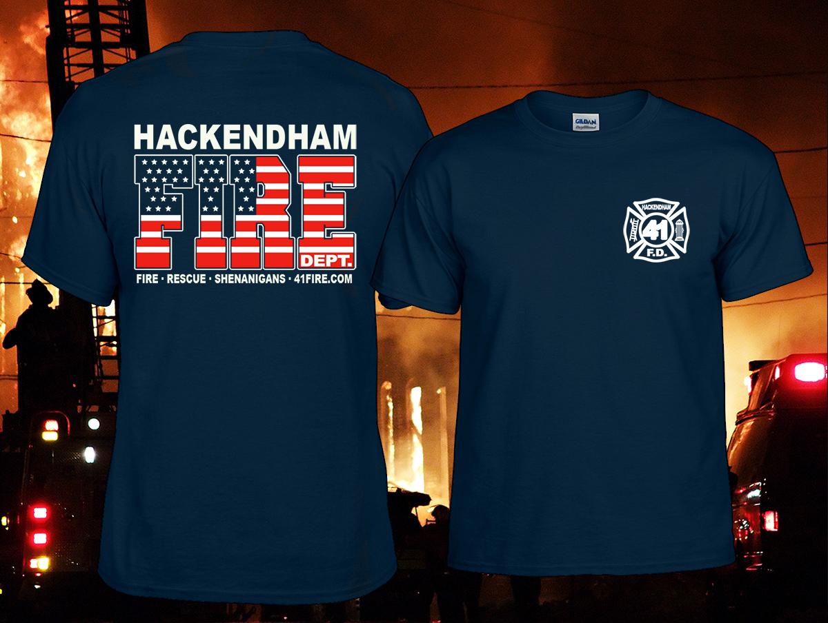 Hackendham Fire Department