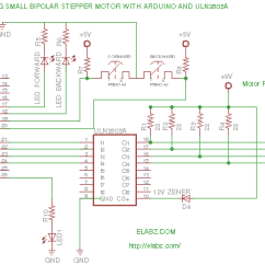 Drum Switch Single Phase Motor Wiring Diagram Marathon Electric 41j Blog Archive Dvd Drive Stepper Uln2003 Driver And Category Uncategorized