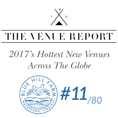The Venue Report 2017's Hottest New Venues Across the Globe