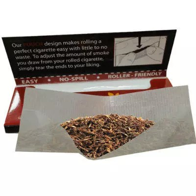 Pouch Rolling Papers review