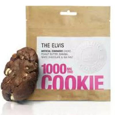 Elvis Cookie Marijuana Edibles Review