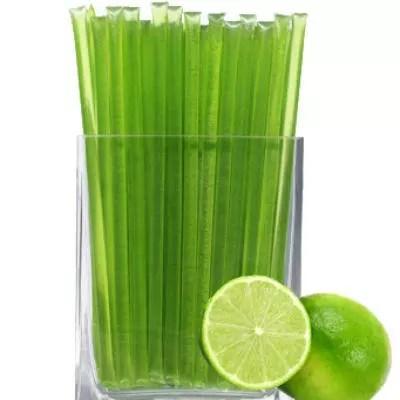 Key Lime Hash Straws Marijuana Edibles Review