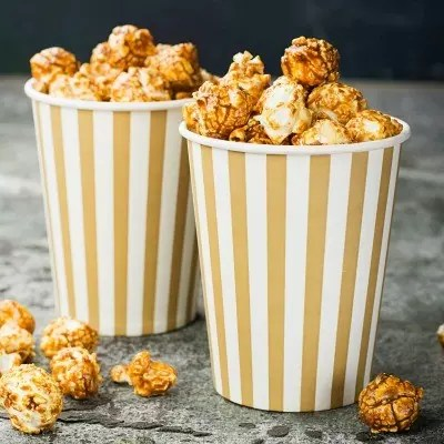 Caramel Popcorn Edible Review 1