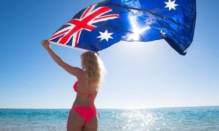 Australian Blue Review – Down under dynamite