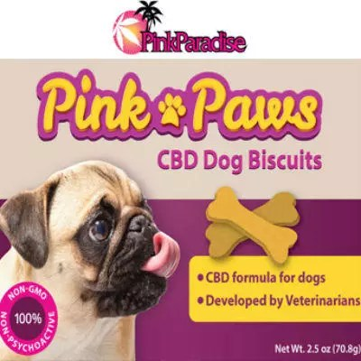 Pink Paws Dog Bones Edibles Review