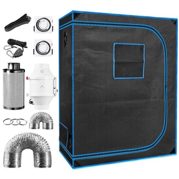 Grow Tent Indoor Complete Kit