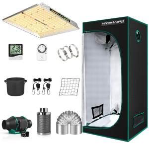 Indoor Complete Tent Kit