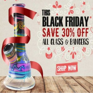 Black Friday Sale On Glass Got Vape Coupon Code