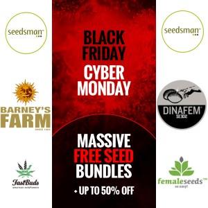 Seedsman Black Friday Sale