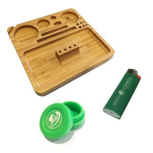 Roll Your Own at Home Kit Green Goddess Supply Coupon Code