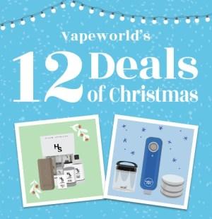 12 Deals of Christmas Vape World Coupon Code