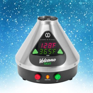 Christmas VOLCANO Vaporizer Storz and Bickel Coupon Code