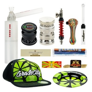 Valentine's Day Smoker Gift Pack - Infatuation Grass City discount code