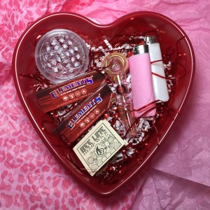 Stoner Valentine's Box Gift Set Heady Treasures Coupon Code