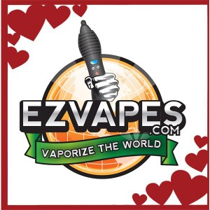 Valentines Day Sale EZVapes coupon code