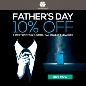 Father's Day Namaste Vapes Coupon Code