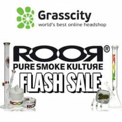 Roor GrassCity Discount Code