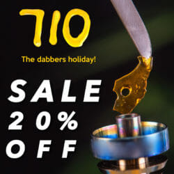 710 Sale Toker Supply Coupon Code