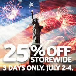 4th of July Discount Sale V2 Coupon Code