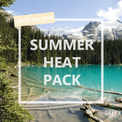 Summer Heat Cannabis Pack Green Society Coupon Code