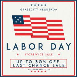 Labor Day GrassCity Discount Code