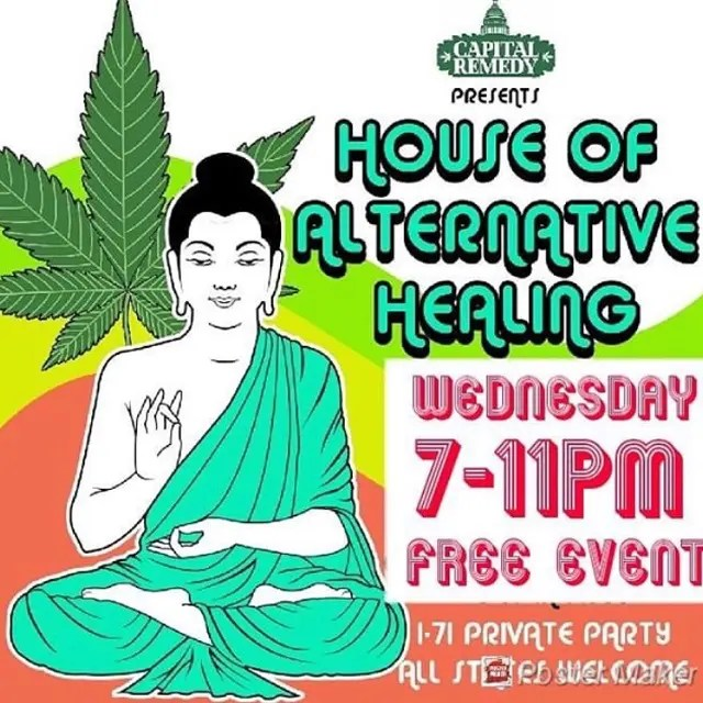 D.C.​ ​Weed​ ​Events