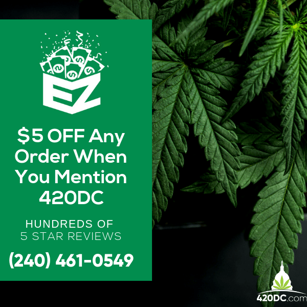 The Best Weed Delivery Services & Weed Deals In Washington D.C. 2 2020