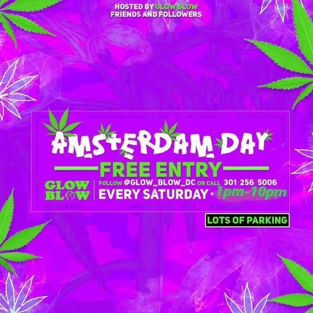 ​DC ​Weed​ ​Events​
